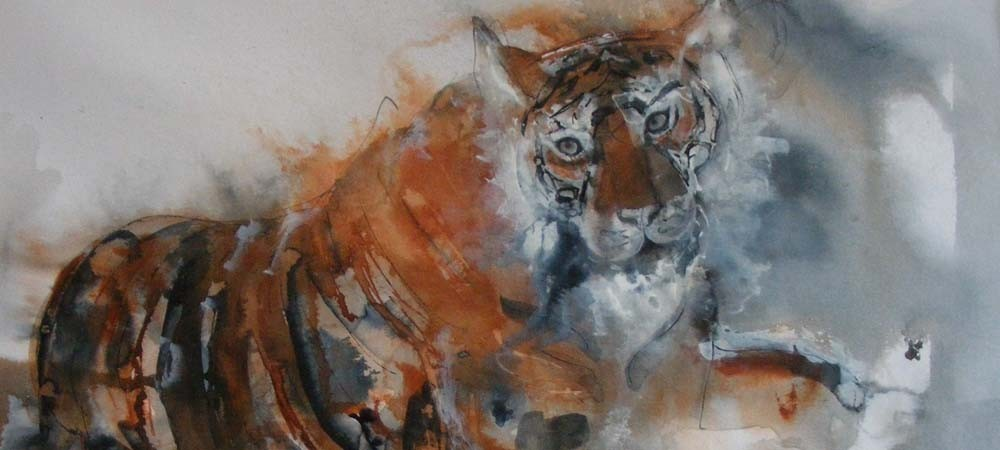 Fi Knox Art - Tiger Slider Image
